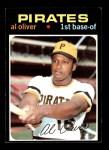 1971 Topps #388  Al Oliver  Front Thumbnail