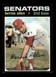 1971 Topps #427  Bernie Allen  Front Thumbnail