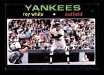 1971 Topps #395  Roy White  Front Thumbnail