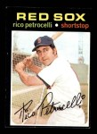 1971 Topps #340  Rico Petrocelli  Front Thumbnail