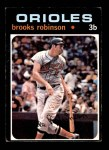 1971 Topps #300  Brooks Robinson  Front Thumbnail