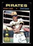 1971 Topps #582  Dave Cash  Front Thumbnail
