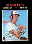 1971 Topps #42 LGT Boots Day  Front Thumbnail