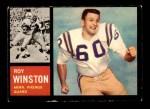 1962 Topps #100  Roy Winston  Front Thumbnail