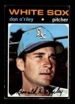 1971 Topps #679  Don O'Riley  Front Thumbnail