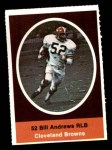 1972 Sunoco Stamps  Bill Andrews  Front Thumbnail