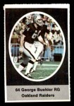1972 Sunoco Stamps  George Buehler  Front Thumbnail