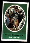 1972 Sunoco Stamps  Larry Grantham  Front Thumbnail
