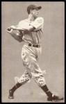 1947 Exhibits BAT Mickey Vernon   Front Thumbnail