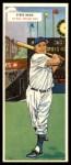 1955 Topps DoubleHeader #117 / 118 -  Steve Bilko / Bob Millikin  Front Thumbnail