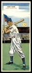 1955 Topps DoubleHeader #103 / 104 -  Hank Sauer / Camilo Pascual  Front Thumbnail