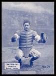 1934 Batter Up #71  Rollie Hemsley   Front Thumbnail