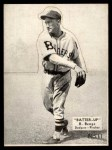 1934 Batter Up #11  Ray Benge   Front Thumbnail