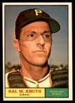 1961 Topps #242  Hal W. Smith  Front Thumbnail