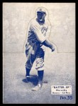 1934 Batter Up #35  Rogers Hornsby   Front Thumbnail