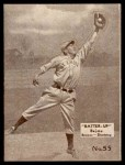 1934 Batter Up #55  Ollie Bejma   Front Thumbnail