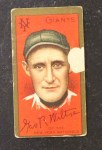 1911 T205 ONE Hooks Wiltse  Front Thumbnail