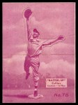 1934 Batter Up #78  Rip Collins   Front Thumbnail