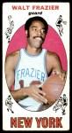1969 Topps #98  Walt Frazier  Front Thumbnail