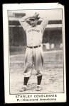 1922 E121-120 American Caramel  Stanley Coveleski  Front Thumbnail