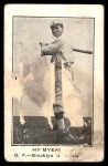 1922 E121-120 American Caramel  Hy Myers  Front Thumbnail