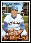 1967 Topps #578  John Boccabella  Front Thumbnail