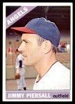 1966 Topps #565  Jimmy Piersall  Front Thumbnail