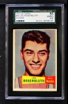 1957 Topps #48  Len Rosenbluth  Front Thumbnail