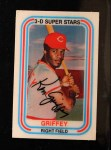 1976 Kellogg's #44  Ken Griffey  Front Thumbnail