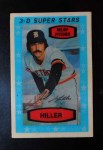 1975 Kellogg's #19  John Hiller  Front Thumbnail