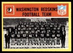 1967 Philadelphia #181  Washington Redskins  Front Thumbnail