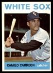 1964 Topps #421  Camilo Carreon  Front Thumbnail