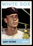 1964 Topps #130  Gary Peters  Front Thumbnail