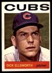 1964 Topps #220  Dick Ellsworth  Front Thumbnail