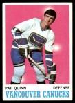 1970 Topps #120  Pat Quinn  Front Thumbnail