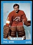 1973 Topps #77  Phil Myre   Front Thumbnail