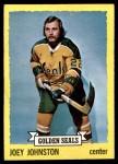 1973 Topps #143  Joey Johnston   Front Thumbnail