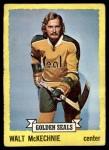 1973 Topps #127  Walt McKechnie   Front Thumbnail