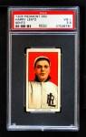 1909 T206  Harry Sentz  Front Thumbnail