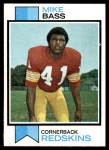 1973 Topps #419  Mike Bass  Front Thumbnail