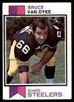 1973 Topps #505  Bruce Van Dyke  Front Thumbnail