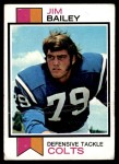 1973 Topps #177  Jim Bailey  Front Thumbnail