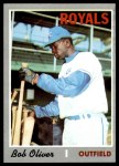 1970 Topps #567  Bob Oliver  Front Thumbnail