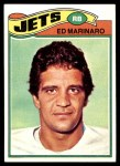 1977 Topps #87  Ed Marinaro  Front Thumbnail