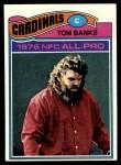 1977 Topps #520  Tom Banks  Front Thumbnail