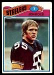 1977 Topps #341  Jon Kolb  Front Thumbnail