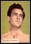 1953 Topps Who-Z-At Star #59  Vittorio Gassman  Front Thumbnail
