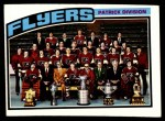 1976 Topps #144   Flyers Team Front Thumbnail
