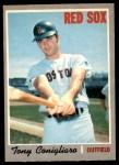 1970 O-Pee-Chee #340  Tony Conigliaro  Front Thumbnail