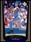 1999 Upper Deck #154  Derek Jeter  Front Thumbnail
